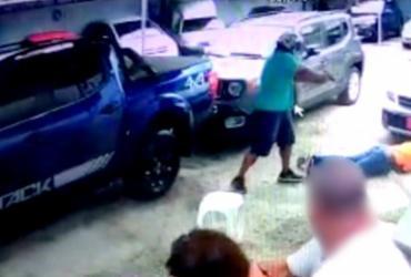 Sargento da reserva da PM é preso suspeito de mandar matar homem por dívida