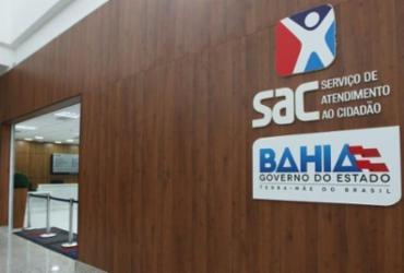 Postos SAC permanecem fechados até sábado | Elói Côrrea | GOV-BA