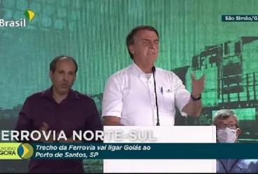 Bolsonaro volta criticar medidas de restrição: 'Chega de frescura e mimimi. Vão chorar até quando?' | Reprodução