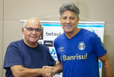 Grêmio confirma renovação com Renato Portaluppi para 2021 |