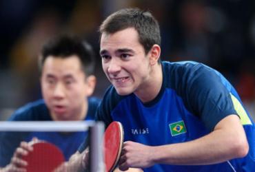 Tênis de mesa: Calderano e Tsuboi se enfrentam no WTT de Doha |