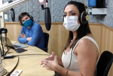 Diretora da TV Alba aposta em mudanças que aproximem emissora do público | Rodrigo Tardio | Ag. A TARDE