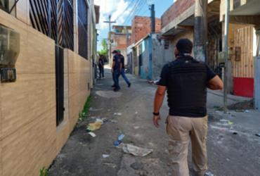 Operação investiga homicídio de caixa de supermercado em Valéria | Divulgação | Polícia Civil