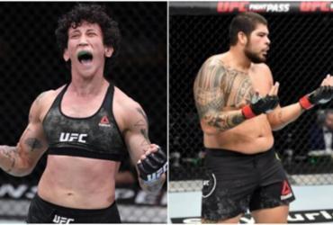 Lutadores baianos conhecem próximos adversários no UFC | Divulgação | UFC Brasil