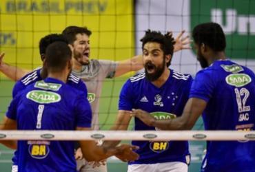 Superliga Masculina define confrontos das quartas de final | Divulgação | Agência i7/Sada Cruzeiro