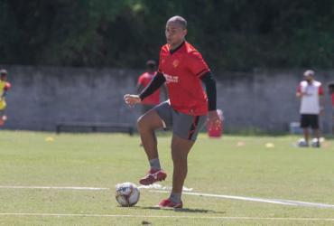 Com Walter em campo, Vitória treina forte na Toca do Leão | Letícia Martins | EC Vitória