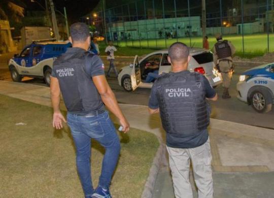 Governo do estado anuncia medidas mais restritivas para 22 municípios do sudoeste baiano | Divulgação | Polícia Civil