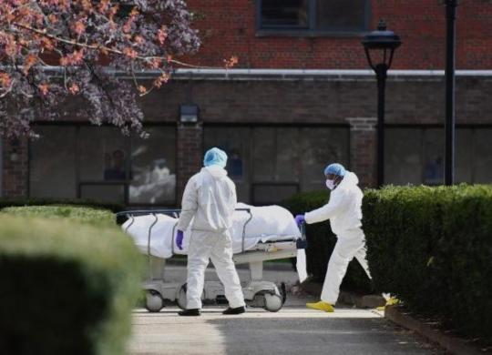 Ministério da Saúde prevê até 3 mil mortes diárias por Covid-19 em março | Divulgação | UNB