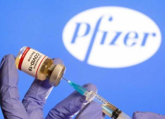 Pfizer prevê 14 milhões de doses até junho, diz governo | Divulgação