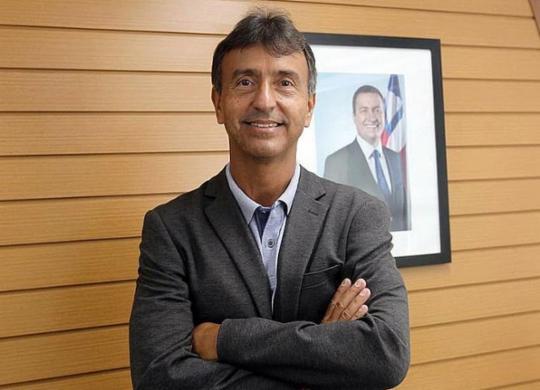 André Curvello afirma que fake news são 'principais adversárias da comunicação' | Divulgação/SECOM