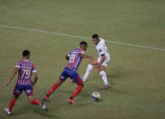 Tricolor arranca empate no fim contra o Botafogo-PB | Adilton Venegeroles / Ag. A Tarde