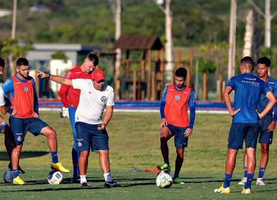 Com time principal, Tricolor encara Botafogo-PB em Pituaçu pelo Nordestão | Felipe Oliveira | EC Bahia