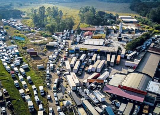 Caminhoneiros voltam ameaçar com greve após nova alta do diesel | Divulgação