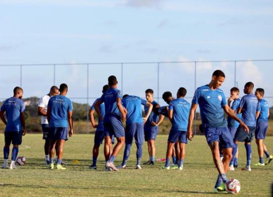 Diante do caçula Unirb, 'Time B' do Bahia busca manter embalo | Felipe Oliveira | EC Bahia