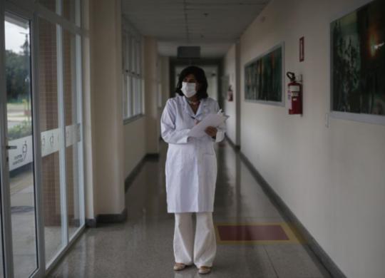 Mulheres que atuam na área da saúde relatam desafios durante a pandemia | Raphael Muller / Ag. A TARDE