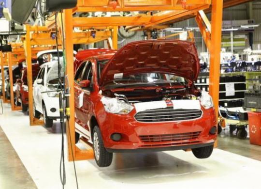 De saída do país, Ford faz acordo e vai indenizar governo da Bahia em R$ 2,5 bilhões   Divulgação