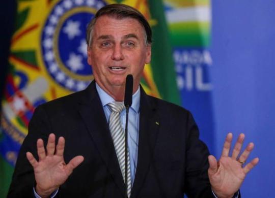 Bolsonaro fará pronunciamento na quarta para defender isenção de diesel e criticar lockdown | Agência Brasil | Divulgação