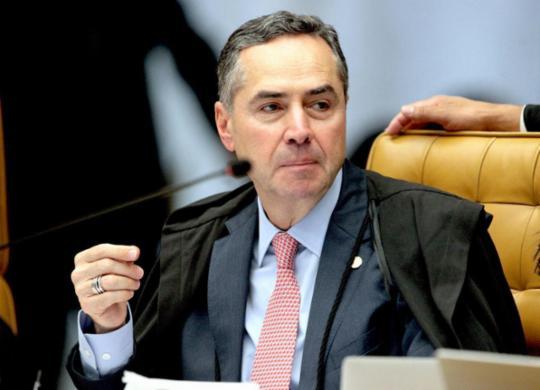 'Discurso de que se eu perder houve fraude é de quem não aceita democracia', diz Barroso | Divulgação