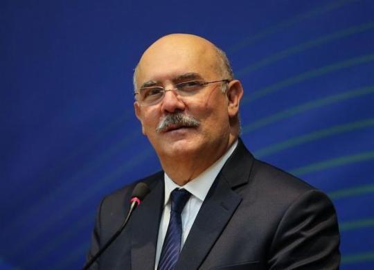 Em depoimento à PF, ministro diz que não quis ofender LGBTs   Fabio Rodrigues Pozzebom   Agência Brasil
