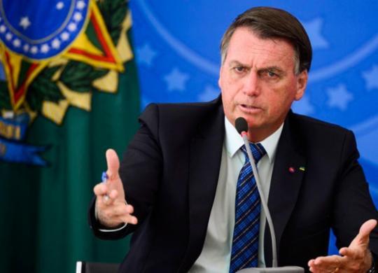 Convenção do Patriota nesta segunda tenta viabilizar filiação de Bolsonaro   Divulgação