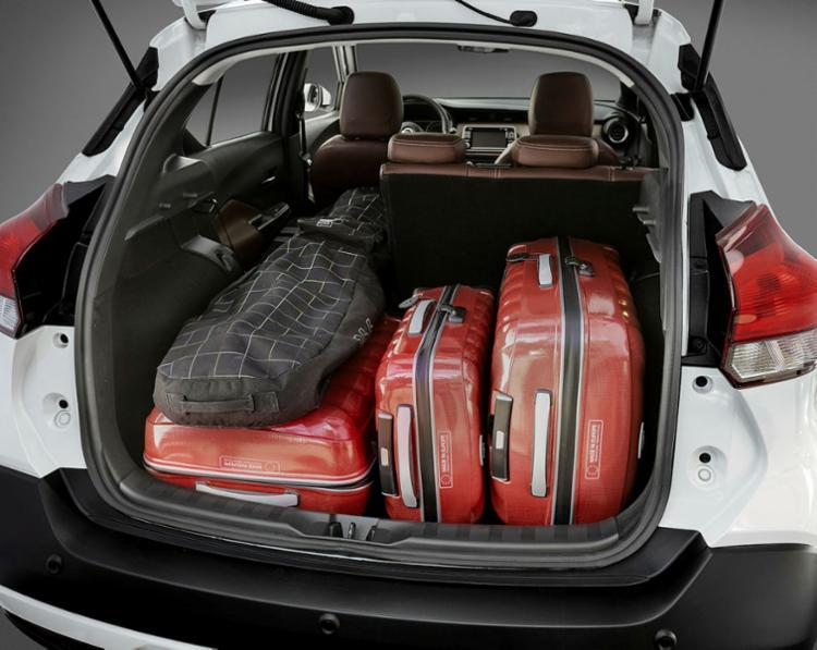 Tamanho do porta-malas e o espaço interno pesam na escolha | Foto: Divulgação