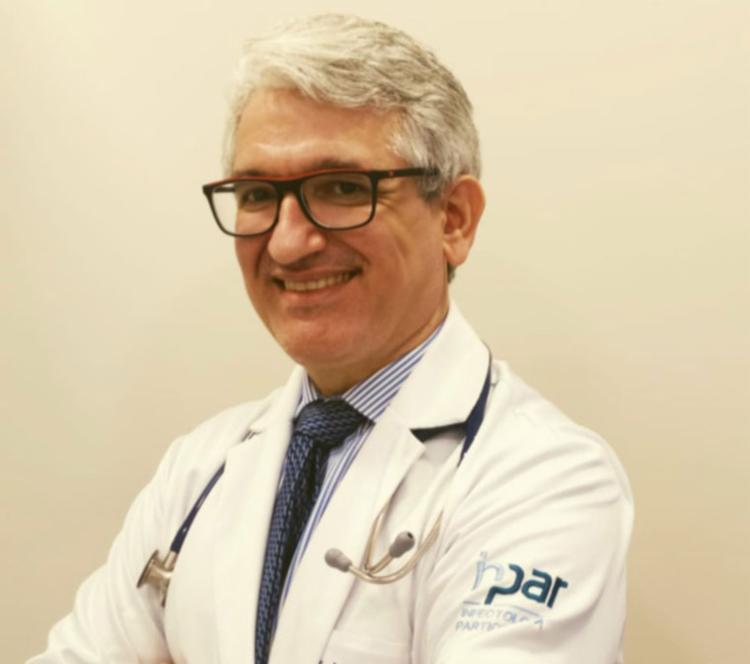 O infectologista Adriano Oliveira | Foto: Divulgação - Foto: Divulgação