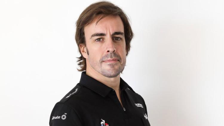 O espanhol de 39 anos vai ter como companheiro de equipe o francês Esteban Ocon | Foto: Divulgação | formula1.com - Foto: Divulgação | formula1.com
