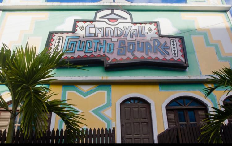 Guetho Square é palco de artistas como Carlinhos Brown