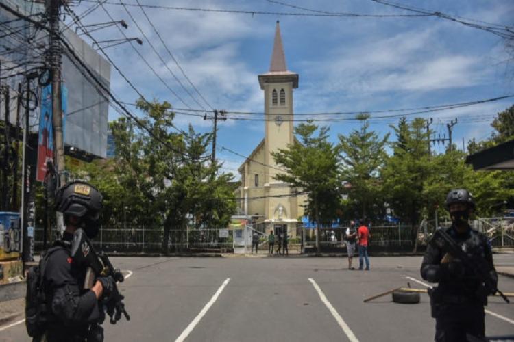 Presidente indonésio condenou ataque e afirmou que a polícia iniciou investigação   Foto   AFP - Foto: AFP