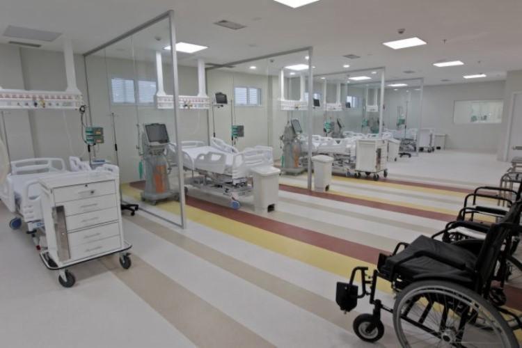 A taxa de ocupação em leitos de UTI Adulto na Bahia chegou a 62%, com menos de 989 pacientes internados | Foto: Divulgação - Foto: Divulgação