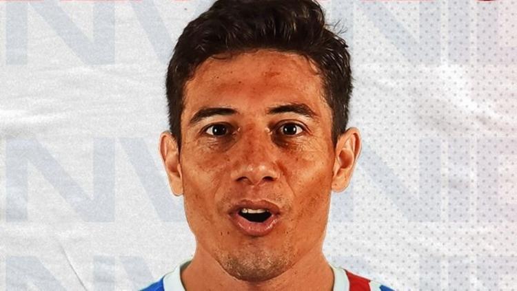 Tricolor adquiriu 50% dos direitos econômicos do jogador   Foto: Divulgação   E.C Bahia - Foto: E.C Bahia