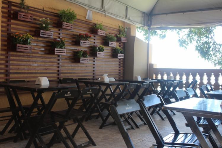 Bar Ulisses também é conhecido por ter uma varanda com vista para Baia de Todos os Santos I Foto: Arquivo pessoal - Foto: Arquivo pessoal