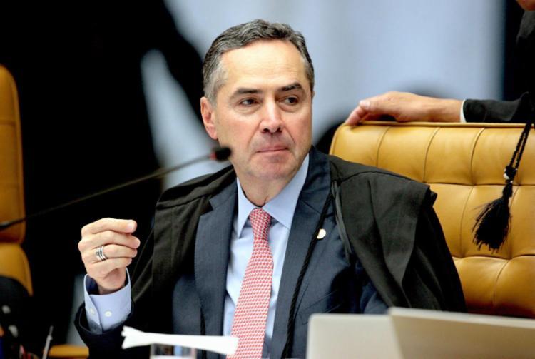 Barroso criticou proposta de voto impresso | Foto: Divulgação - Foto: Divulgação