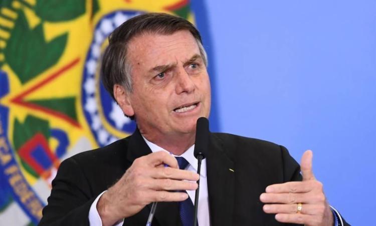 Bolsonaro acredita que Sergio Moro está, salvo algum acidente, fora do jogo. Foto: Agência Brasil - Foto: Agência Brasil