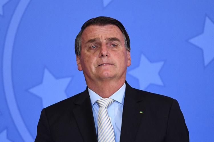 Complica muito o cenário a posição de Bolsonaro | Foto: Evaristo Sa - Foto: Evaristo Sa