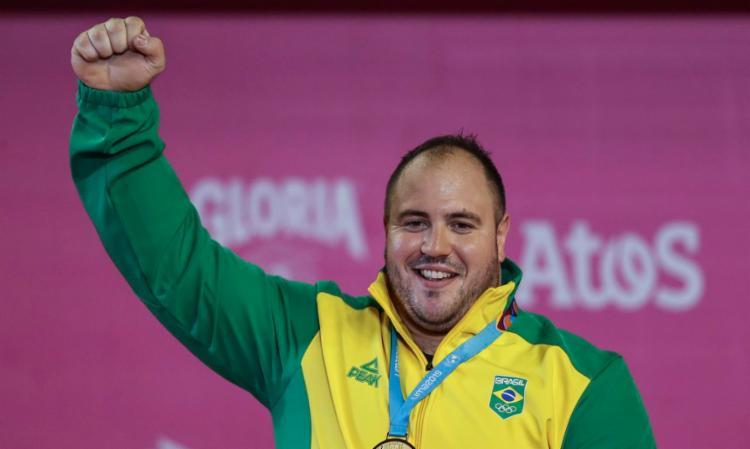 Fernando Reis é o primeiro brasileiro a ganhar uma medalha no Mundial | Foto: Wander Roberto | COB - Foto: Wander Roberto | COB