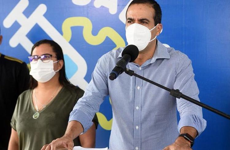 Decisão vai depender do diálogo entre prefeitos e governador Rui Costa   Foto: Divulgação   PMS - Foto: Divulgação   PMS