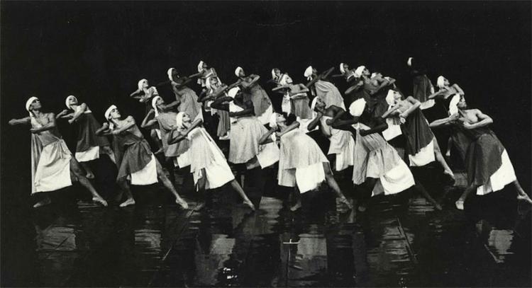 Sonhos de Castro Alves, de Victor Navarro (1982) | Arquivo A TARDE - Foto: Arquivo A TARDE