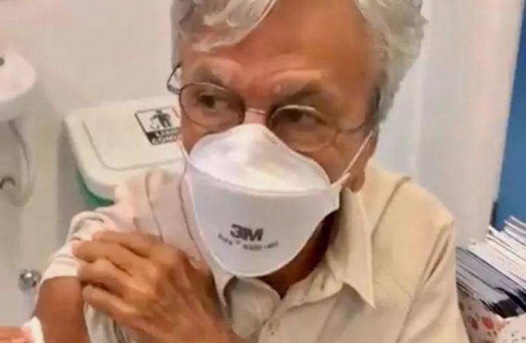 Prefeitura do Rio vacina até esta sexta pessoas com 78 anos | Foto: Reprodução | Redes Sociais - Foto: Reprodução | Redes Sociais