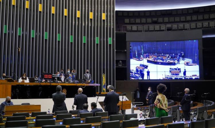 Votação em primeiro turno terminou no início da madrugada de hoje | Foto: Pablo Valadares | Câmara dos Deputados - Foto: Pablo Valadares | Câmara dos Deputados