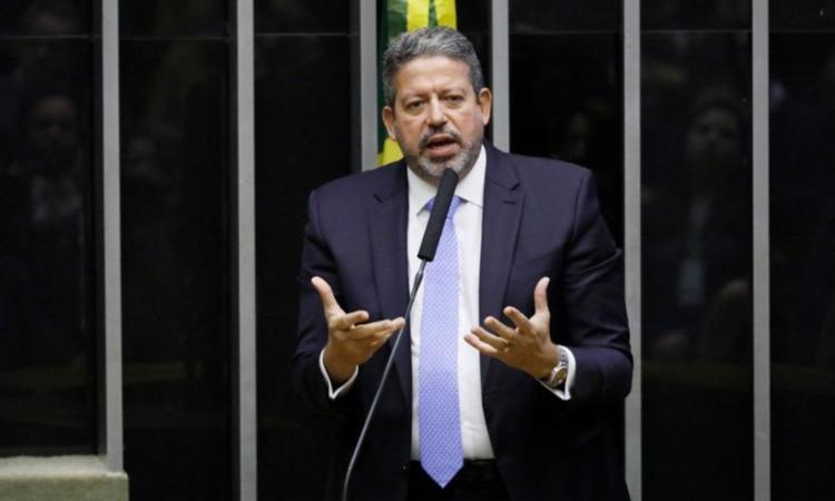 Lira disse que vai definir a questão com o presidente do Senado, Rodrigo Pacheco (DEM- MG), em uma conversa ainda nesta segunda-feira - Foto: Reprodução