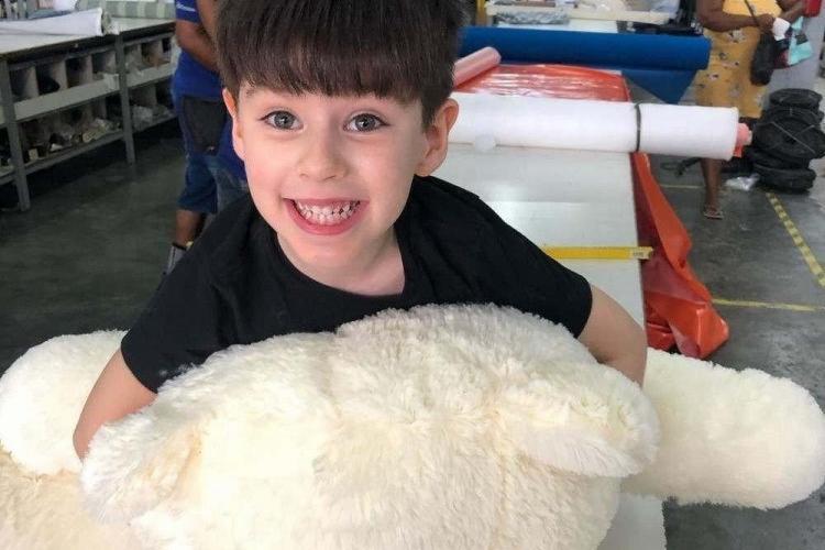 O menino Henry Borel, de 4 anos, já deu entrada no Hospital Barra D'Or sem vida no dia 8 de março | Foto: Reprodução - Foto: Reprodução