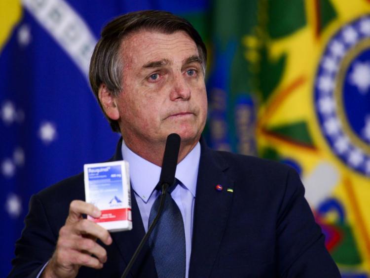 Bolsonaro defendeu o uso do medicamento | Foto: Marcelo Camargo | Agência Brasil - Foto: Marcelo Camargo | Agência Brasil
