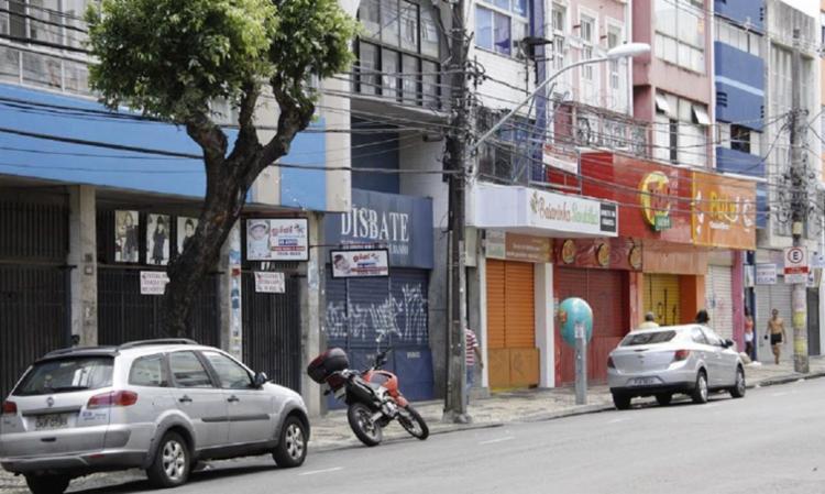 Lojas seguirão fechadas pelos próximos dias - Foto: Divulgação