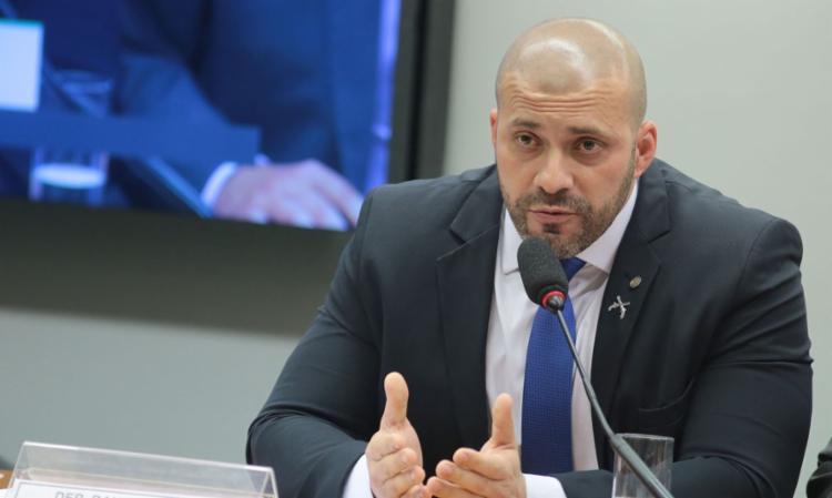 Deputado é acusado de apologia ao AI-5 e ofensas a ministros do STF | Foto: Plínio Xavier | Câmara dos Deputados - Foto: Plínio Xavier | Câmara dos Deputados