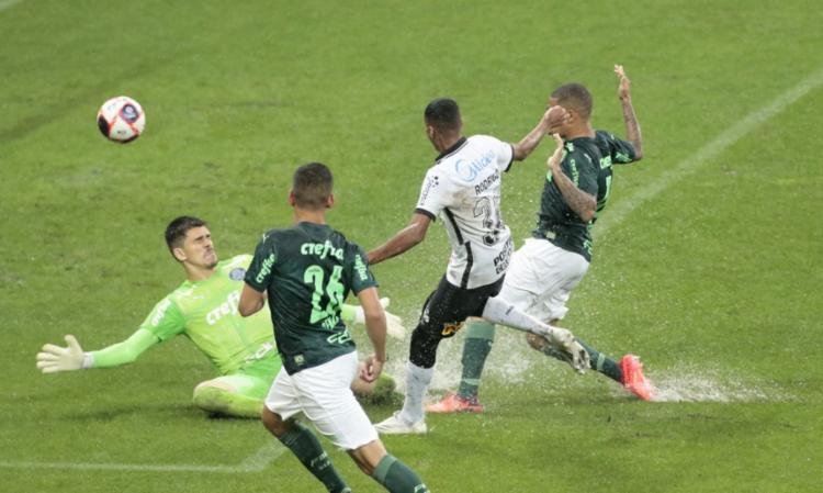 Derby foi o primeiro clássico da edição 2021 do Campeonato Paulista | Foto: Rodrigo Coca | Agência Corinthians - Foto: Rodrigo Coca | Agência Corinthians