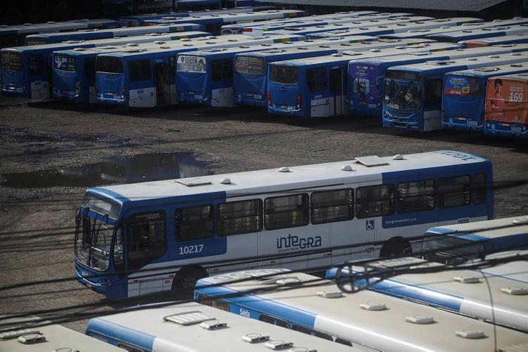 Intervenção municipal na empresa de transportes expiraria nesta quarta-feira, 17 - Foto: Raphael Muller / AG. A TARDE