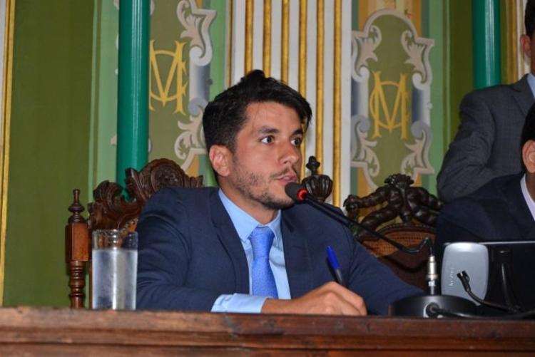 Vice-presidente da Câmara Municipal, vereador defendeu retomada da educação e afirmou que sindicato manipula professores para pleitear questões próprias - Foto: Divulgação