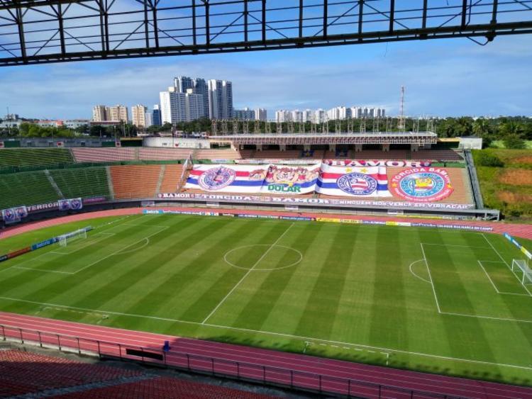 Tricolor volta a mandar seus jogos no Pituaçu | Foto: Divulgação | Sudesb - Foto: Divulgação | Sudesb