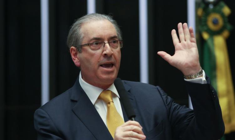 Eduardo Cunha foi sentenciado por Moro a 15 anos de prisão no caso conhecido como petrolão - Foto: Divulgação